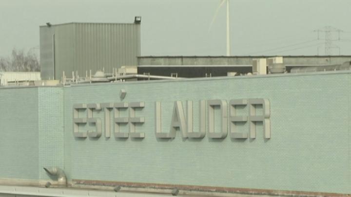 54 jobs weg bij Estee Lauder in Oevel