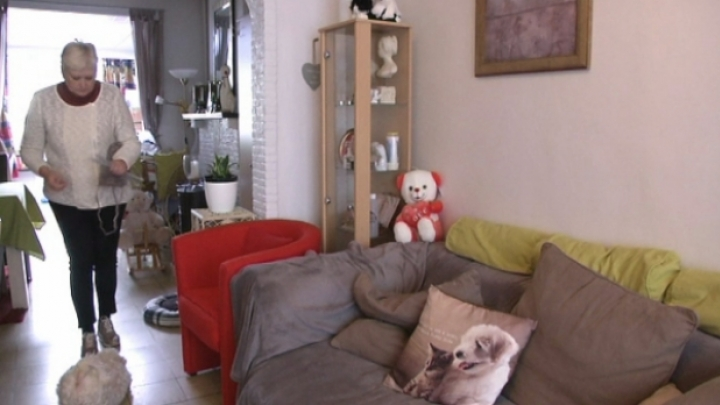 Carina wacht al 3 jaar op een sociale woning