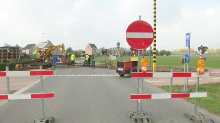 Stoomtreinvrijwilligers blijken ook wegenbouwers