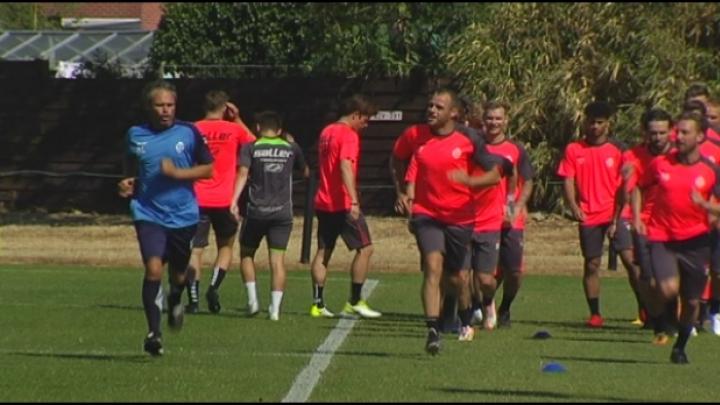 Dessel Sport wil onklopbaar blijven in Armand Melisstadion