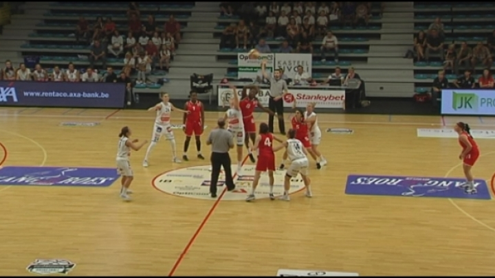 Kangoeroes-Antwerp Giants