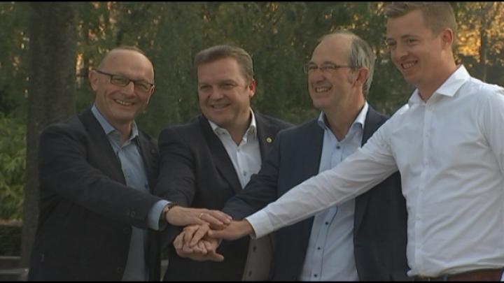 Paul Van Miert wordt burgemeester van Turnhout