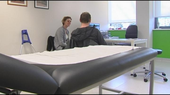 Ellen Van Loy minstens twee weken out door knieblessure