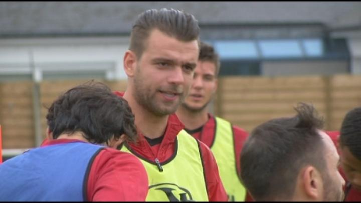 KV Mechelen wil zondAg over Antwerp wippen