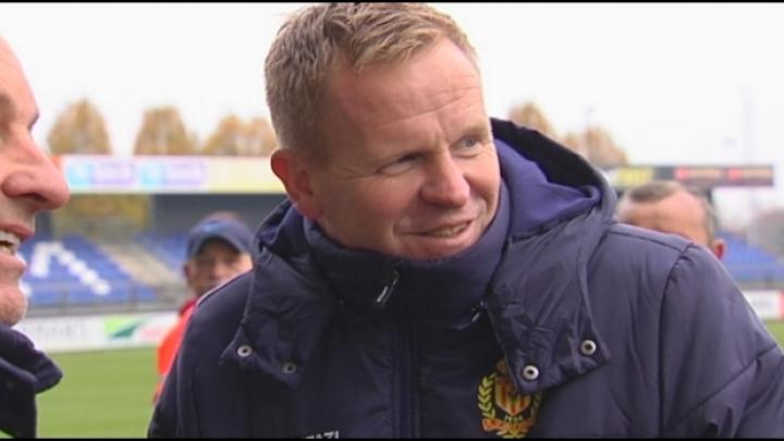 Wouter Vrancken blijft trainer van KV Mechelen