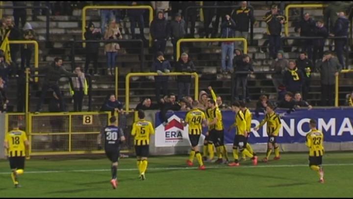 Lierse Kempenzonen sluit het jaar af met winst tegen La Louvière