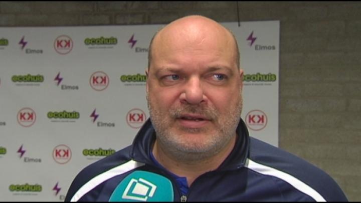 Frank Belmans stopt in futsal