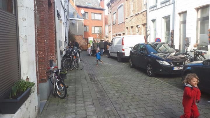 Korte Veluwestraat te Mechelen
