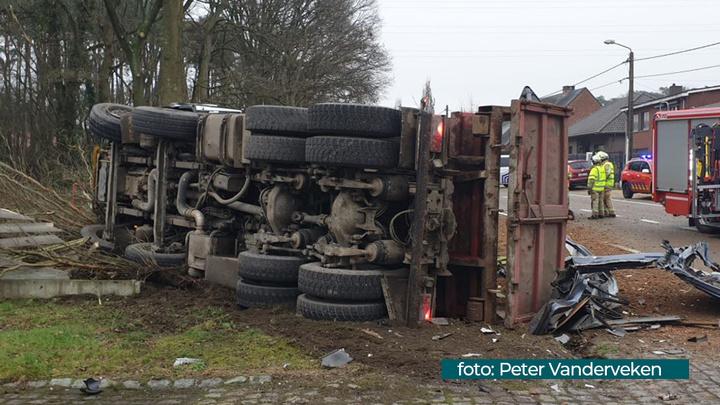 Zwaar Ongeval In Balen Rtv