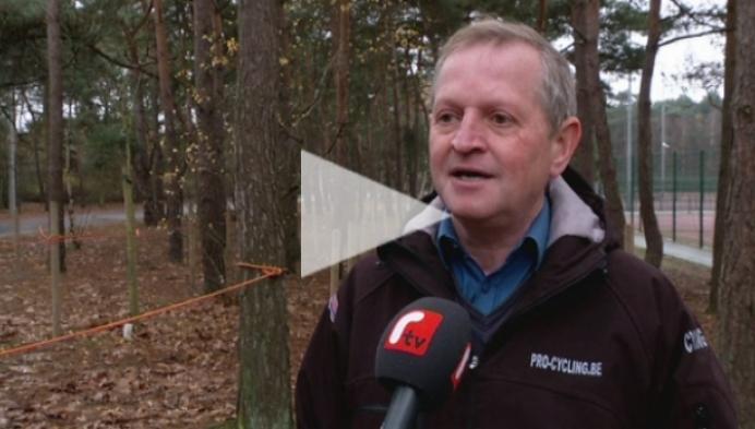 Opbouw Zilvermeercross gestart