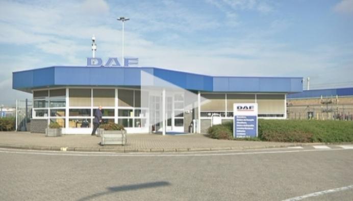 Daf Trucks in Oevel schrapt 100 banen