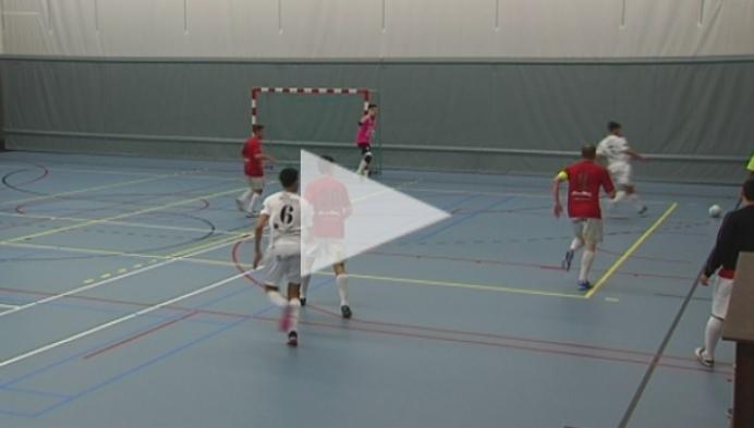 Real Noorderwijk verliest met 1-3 van Charleroi 21