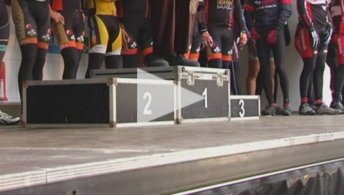 Niels Albert wint Zilvermeercross voor BV's