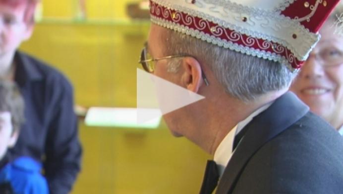 Jeugdprins en prinses carnaval gekozen in Mechelen