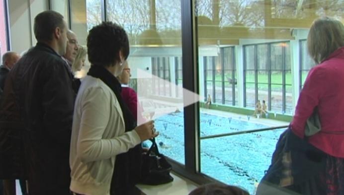 Nieuw Zwembad Westerlo is ingezwommen