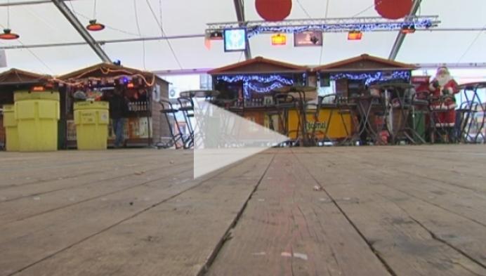 Een bom onder de Kerstmarkt in Turnhout?