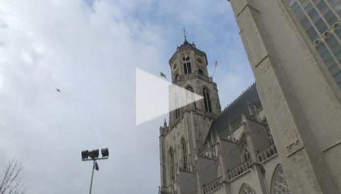 Restauratie Sint-Gummaruskerk Lier trager dan voorzien