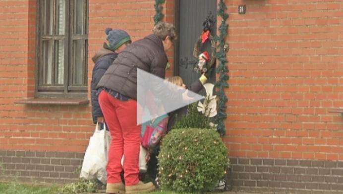 Veel nieuwjaarszingers in Meerhout