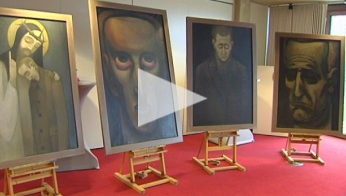 Bonheiden restaureert vergeten kunst van August Gillé