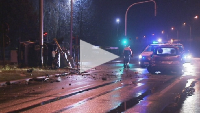 Zwaargewonden bij ongeval Heisbroekweg in Katelijne