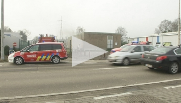Stroompanne door brand in onderstation Herenthout