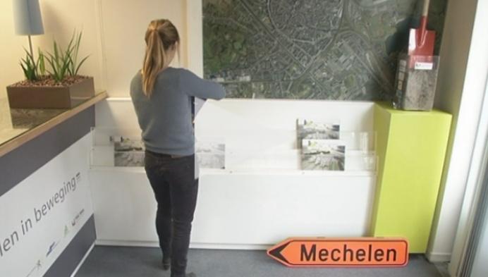 Mechelen in Beweging laat strip maken over stationsproject
