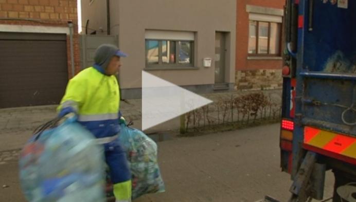 Helft minder foute PMD-zakken in Mechelse regio