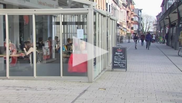 Horeca Turnhoutse Grote Markt staat water aan de lippen