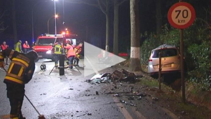 Dode en zwaargewonde bij ongeval in Grobbendonk