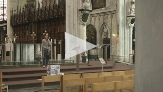 Nieuw Jazzfestival Mechelen brengt jazz naar de kathedraal