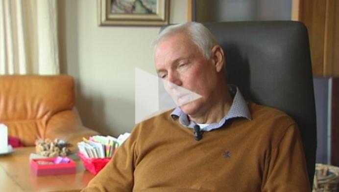 Marcel Bellens vecht tegen kanker