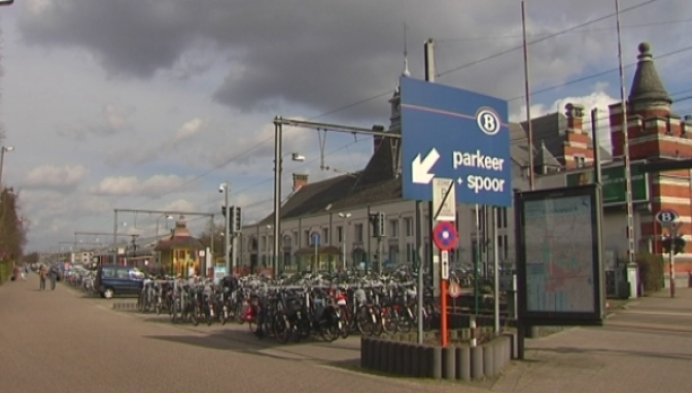 Stationsparking Turnhout week langer gratis