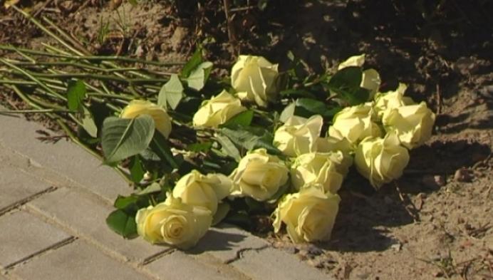 Buurtbewoners herdenken V1-bom in Wintam