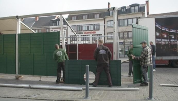 Horecabazen organiseren Spiegeltentfeesten in Herentals