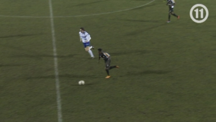 Heist verliest van Antwerp met 1-3