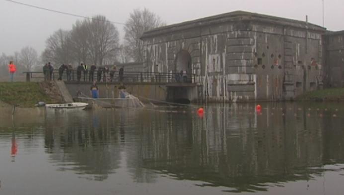 Woont er in Kessel 'het monster van het Fort'?