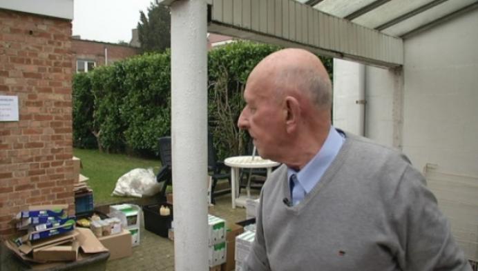 Luc Wouters is al 70 jaar vrijwilliger