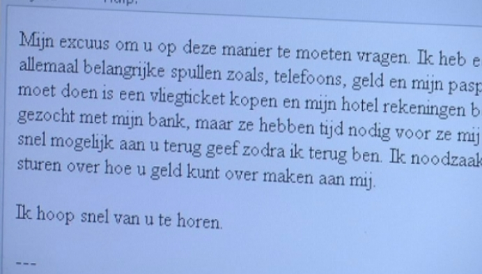 Mailaccount van Herentalse bankdirecteur gehackt
