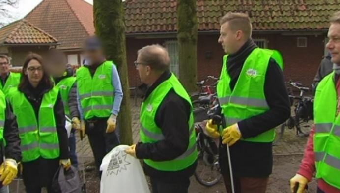 Opruimactie Stadspark Turnhout is startschot promotiecampagne