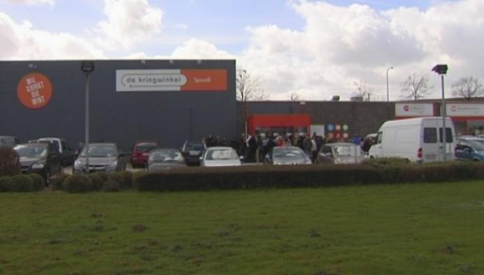 Opening van Bornemse kringwinkel lokt veel volk