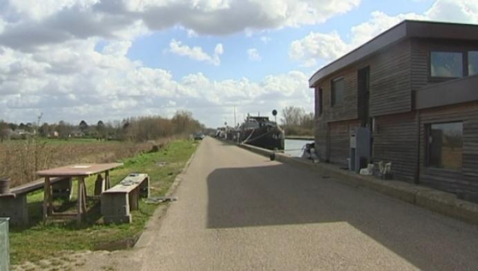 Zennegat in Mechelen lijkt groot stort
