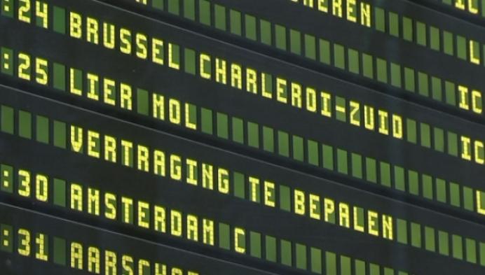 Treinverkeer tussen Herentals en Lier lam door wanhoopsdaad