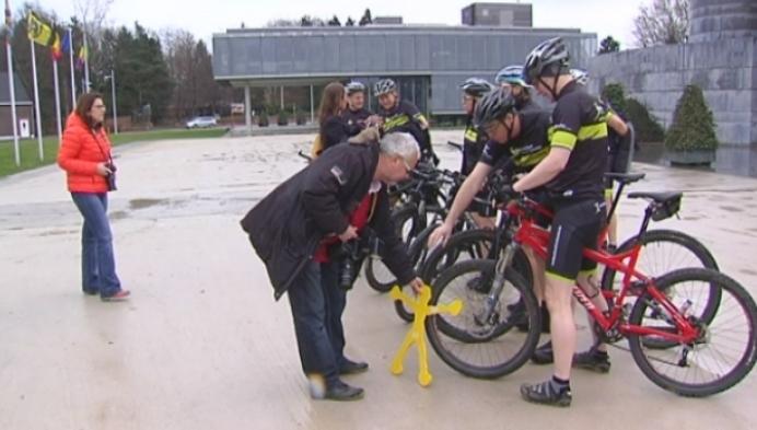 Bonheiden op de fiets voor Vredeseilanden