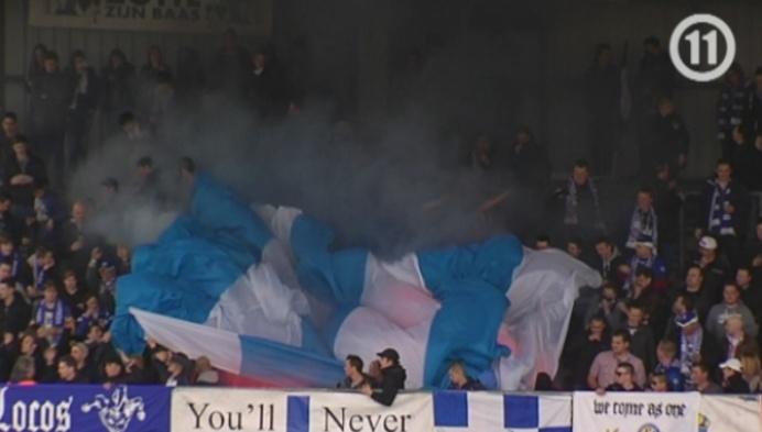 Geel in de slotfase voorbij Antwerp