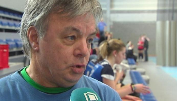 Volleybaltalenten spelen Vlaamse Champions league in Mechelen