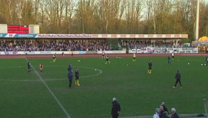 Vosselaar - Beerschot eindigt op 1-1