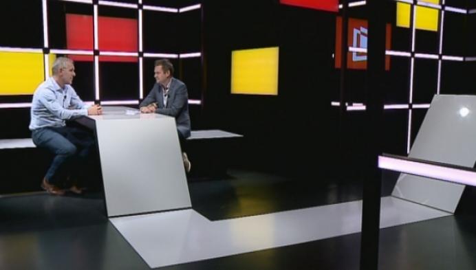 Studiogesprek Harm van Veldhoven over zijn relatie met de supporters