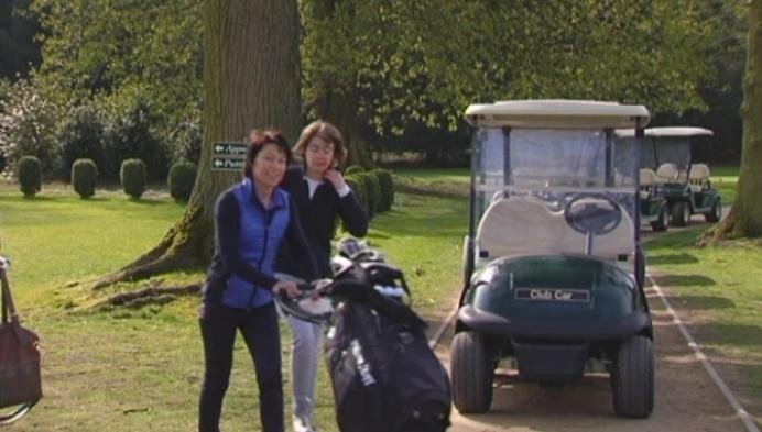 Start to golf maakt mensen warm voor golfsport