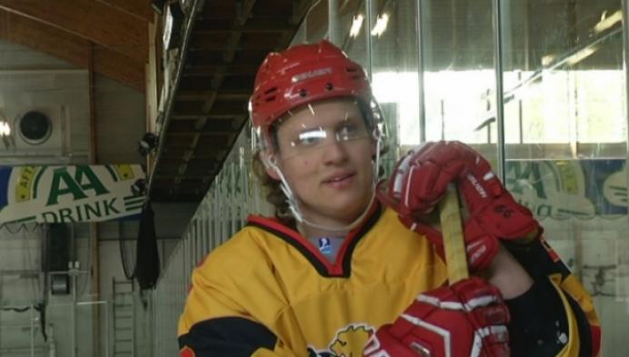 Herentalse ijshockeyer haalt zilver op WK met nationaal team