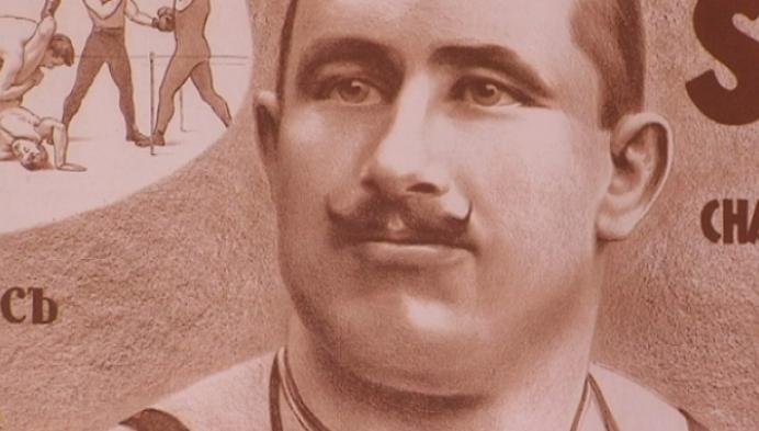 Worstelkampioen Alphonse Steurs krijgt herdenking